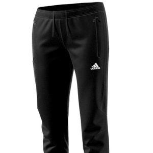 Adidas tiro 17 All Black Women's Track Pants